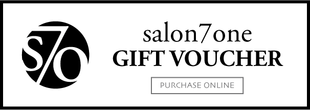 Colac salon7one Gift Voucher